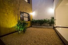 Sri Lankan Courtyard House Design