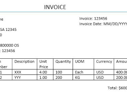 helpingtohealus pretty invoices printwise online news helpingtohealus exquisite home invoicing appealing sample goods invoice and seductive receipt for service also remittance