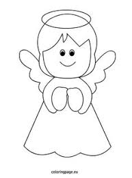 Small Picture The Child Christmas Angel Coloring Page kolorowanki Pinterest