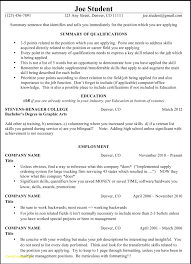 Traditional Resume Examples New 22 Non Traditional Resume Free