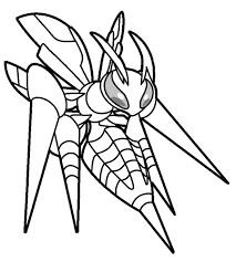 Small Picture Neoteric Design Inspiration Pokemon Coloring Pages Beedrill 15