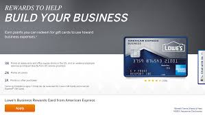 Lowes Commercial Credit Card Application Cincinnatidutchlionsfc How To Apply For The Lowes Business Rewards