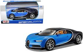In creating a logical successor to the eb110, they had the unique opportunity to style bugatti's flagship model. Amazon Com Maisto 1 24 W B Special Edition Bugatti Chiron Die Cast Vehicle Toys Games