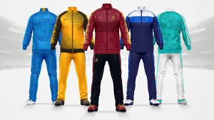 Create Your Own Pants Sports Tracksuit Jacket Pants Mockup
