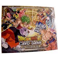 dragon ball super card game ultimate box prev