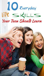 best ideas about life skills life skills 21 essential life skills for teens to learn