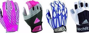 Adidas Youth Techfit Lineman Football Gloves Size Chart