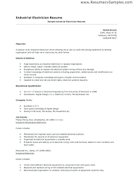 Sample Journeyman Electrician Resumes 16 Super Electrician Resume Examples Australia