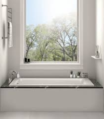 Best Soaker Small Tub: Fine Fixtures Drop In