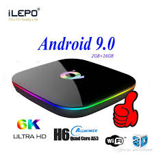 Internet Tv Online Q Plus Android 9.0 TV Box 2GB 16GB Smart TV Smart  Television Box 4k Media Player Allwinner H6 Android Box Mit Fernbedienung Internet  Tv Player Von Gaoxindigital, 24,11 €