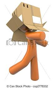 fuse box clipart and stock illustrations 535 fuse box vector eps 3d orange man box on head a 3d orange man a box