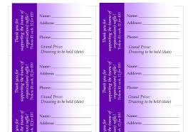 Avery Tickets Templates Compatible With Avery Template 5871