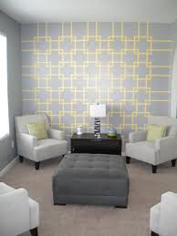 Wall Patterns With Tape Fabulous Wall Patterns Plaid Argyle Chevron More No Stencil