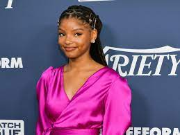 Halle Bailey Shares Photo Of Herself As ...