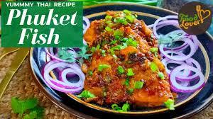Phuket Fish Recipe - Restaurant Style ...