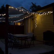 Outdoor lighting ideas for patios Hanging Garden Ideas Backyard String Lighting Ideas Patio Outdoor Lights Woohome Party Camping Pergola String Lights Patio Decorating Lovidsgco Backyard String Lighting Ideas Patio Outdoor Lights Woohome Party