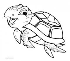 turtle coloring pages.  Coloring Sea Turtle Coloring Pages Printable A4 In Turtle Coloring Pages