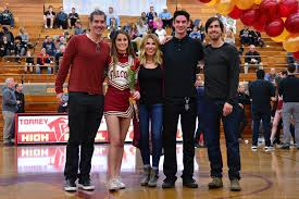 torrey pines high school celebrates hoops cheer seniors the san torrey pines high school celebrates hoops cheer seniors the san diego union tribune