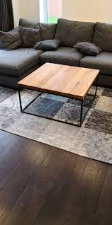 john lewis calia oak coffee table like new in brackley