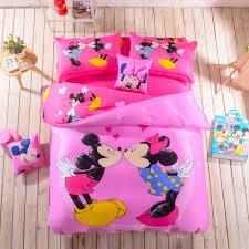 Mickey And Minnie Mouse Bedroom Nice Ideas Minnie Mouse Queen Bedding All King Bed