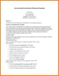 Assistant Management Accountant Cover Letter Resume For