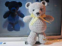 Easy Crochet Teddy Bear Pattern New Decorating