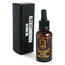 <b>Масло</b> для стимуляции <b>роста бороды</b> ALEKSANDROV Beard ...