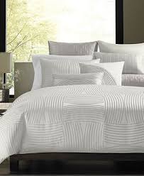 hotel collection luminescent bedding