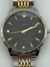 kasiny 5001g watch two tone
