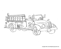 Small Picture Printable Coloring Pages Fire Trucks Coloring Coloring Pages