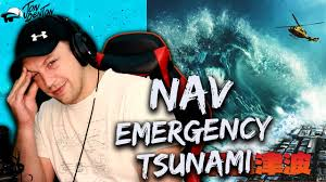 How the tsunami occurred without warning. Nav Emergency Tsunami Full Album Reaction Review Youtube