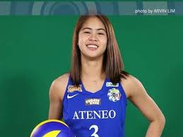 Deanna Wong - The Ateneo Lady Eagles say hey 👋 ahead of... | Facebook
