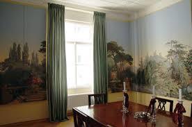 Zuber Tapete In Klassischem Esszimmer München