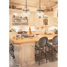 kitchen design cabinets traditional light: traditional kitchen design with elegant kitchen island and high bar stools plus pendant lighting by crystorama and white kitchen cabinets also under cabinet