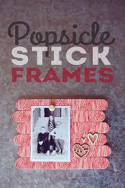 popsicle sticks washi tape true love
