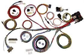 shop for american autowire hot rod & early muscle car parts catalog Aircraft Wire Harness at Aaw Wire Harness