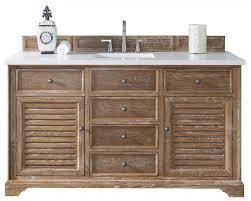 Driftwood Bathroom Vanity 60 Driftwood Single Bathroom Vanity