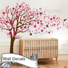 Small Picture Baby Nursery Decor Amazing House Wall Decals Baby Girl Nursery