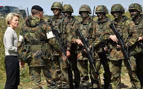 There are new travel rules in germany effective today, may 14. Germany To Boost Army To 200 000 Troops Amid Growing Concern Over Donald Trump S Commitment To Nato