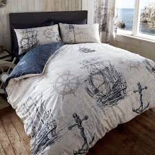 nautical comforter set queen bedding beautiful 3