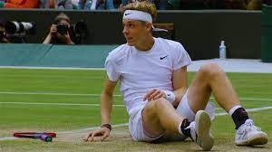 Wimbledon tennis - 'I truly try to ...