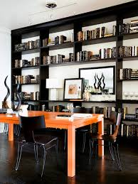 color schemes for office. New Ways To Decorate With Orange   Color Palette And Schemes For Rooms In Your Home HGTV Office