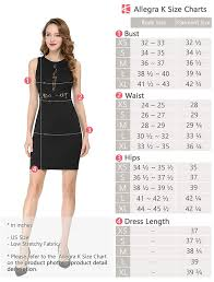 Allegra K Clothing Size Chart Allegra K Womens Lace Pencil Bodycon Dress Above Knee Cocktail Party Dresses