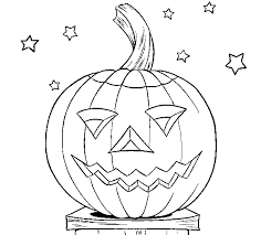Small Picture Happy Halloween FREE Halloween online coloring