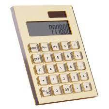 yellow Gold Acrylic Desk Set Assortment Gold & Acrylic Chic Stapler + solar  energy Calculator Desk Kit Stapler