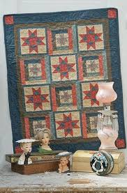 53 best Quilt Patterns/Kits images on Pinterest | Easy quilts ... & Everlasting Star | The Little Red Hen - Quilt Shop Adamdwight.com