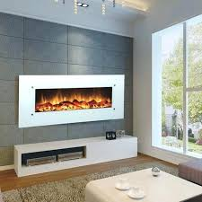eletric fireplace touchstone ivory inch electric wall mounted fireplace is a beautiful wall mounted electric fireplace eletric fireplace electric