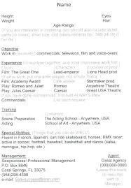 Hair Stylist Resume Example Resume Example For Hair Stylist ...