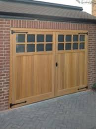 side hinged garage doorsThe Woodrite range Of Wooden Garage Doors From Woodrite