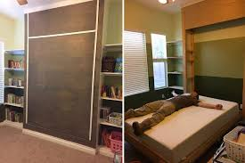 Build a Disappearing Murphy Bed